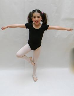 Intro to Ballet