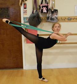 Intermediate Dancer