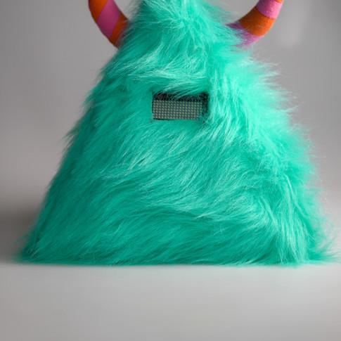 Plush Interactive Monster