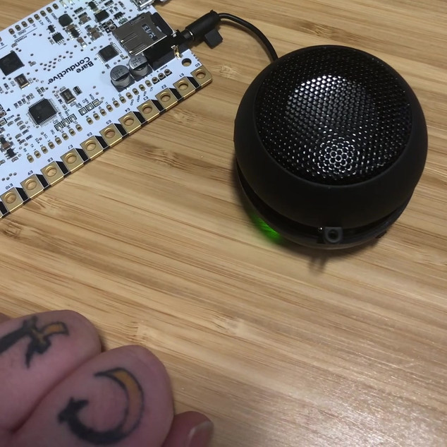 Touch Capacitor