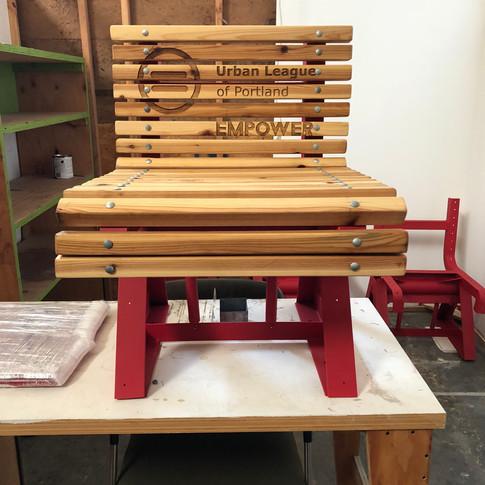 Chair Design Urban League