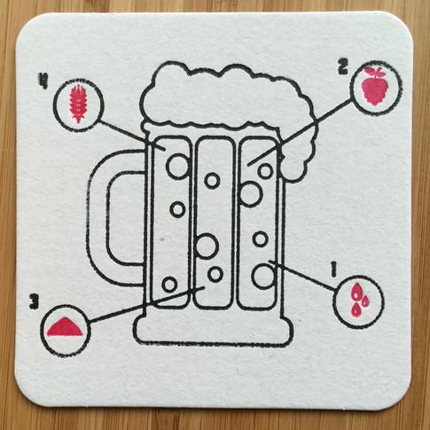 Brewery Coasters