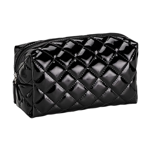 The Quilted Small Cosmetic Bag