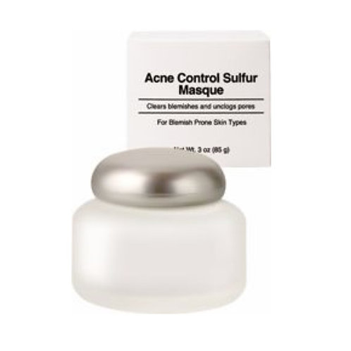 Acne Control Sulfur Masque