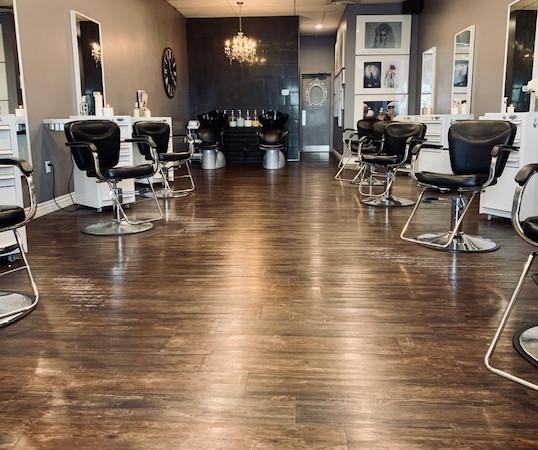 Salon Styling Area