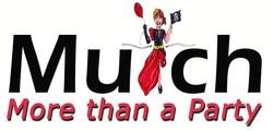 Carol Budd mutch more active Logo