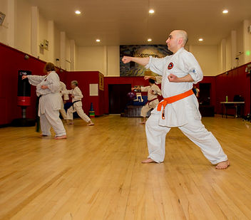 karate linton lane centre