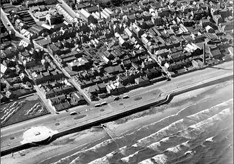 old kirkcaldy esplanade and high street.