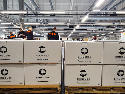 Simucube 2 delivery update