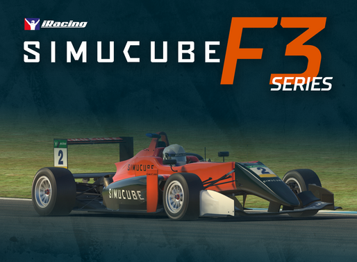 iRacing Simucube F3 Series