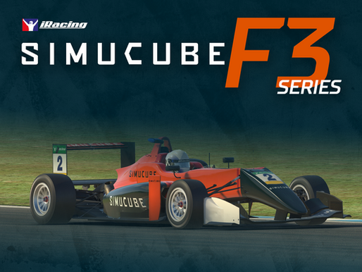 iRacing Simucube F3 Series