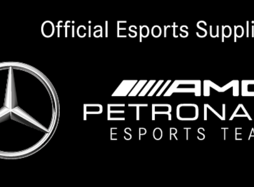 Simucube 2 Mercedes-AMG Petronas Esports Team Supplier announcement