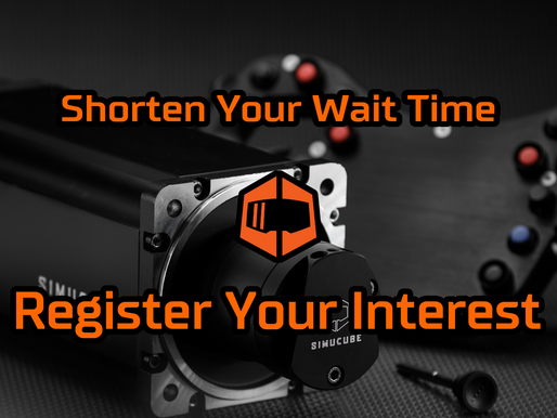 Wait less - register your purchase intention!