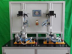 Armatür sızdırmazlık test cihazı