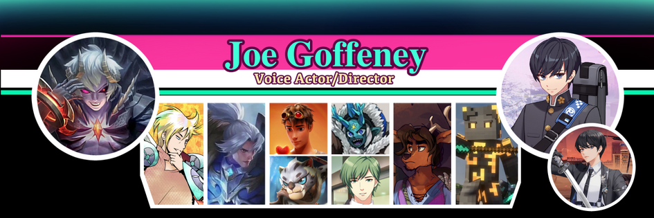 Joe Goffeney Banner
