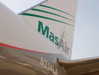 LATAM to offload stake in cargo airline Mas Air