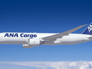 ANA to introduce two B777 freighters