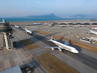 Strong exports drive Hong Kong Airport cargo volume growth