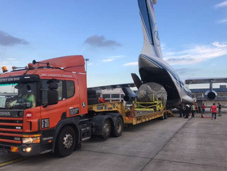 X2 Logistics Network members team up for AOG airfreight operation