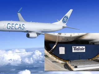 GECAS to offer new Telair Flexible Loading System