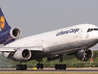 Lufthansa Cargo adds transatlantic charter flights to cover e-commerce demand