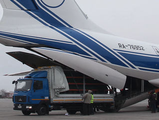 Airfreight a rhinoceros? Of courseros! Make it two.
