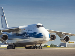 Volga-Dnepr to withdraw from An-124 freighter uplift contract for western military
