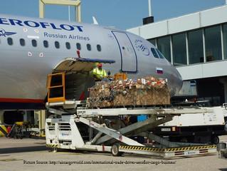 International trade drives Aeroflot cargo business