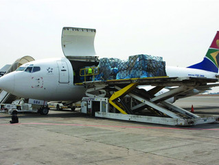 South African Airways suspends B737 freighter aircraft services
