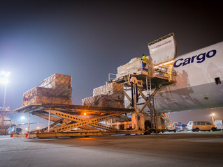 Lufthansa Cargo partners with Plug and Play