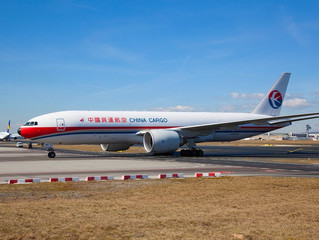 China Cargo Airlines inaugurates Frankfurt – Shanghai link