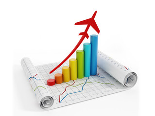Airfreight rates up on 2017 levels in February