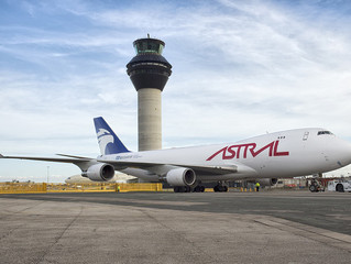 Network Airline Management and Astral add B747-400F