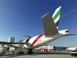 Emirates transports first UAE-manufactured space satellite