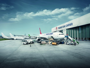 Turkish Cargo launches freighter flights to Paris