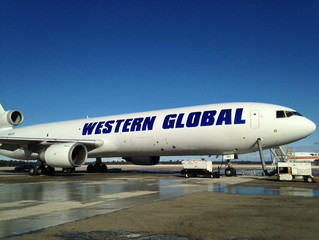 Approval for Western Global Airlines' cargo expansion plans
