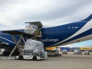ABC in Superbike freighter flight