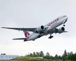 Qatar Cargo's 4,000-cow airlift flaunts Saudi blockade