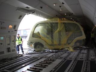 ABC flies autonomous vehicle to Singapore