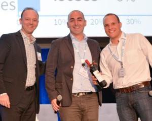 Frankfurt-based startup CargoSteps wins Frankfurt Founders Award