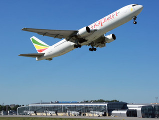 Ethiopian Airlines sets late June date to open new cargo terminal