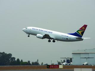 South African Airways restarts B737 freighter services