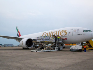 Emirates SkyCargo adds Maastricht freighter flights