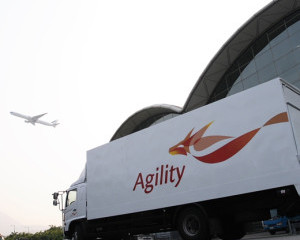 Agility first-half profits up, but feels pressure from lawsuit, rates
