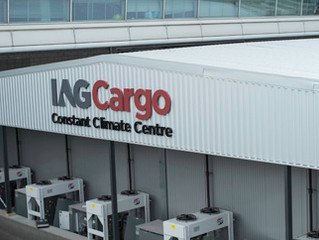 IAG Cargo rolls out must-fly pharma shipments via 'Constant Climate Critical'