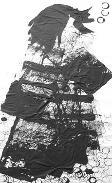 Yoko Choi    Paper Qi Pao