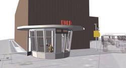 A&C Busstop 3D