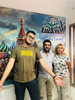 شركة الشمس للدراسة في روسيا