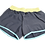 Thumbnail: blue yellow shorts