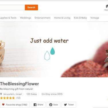 The Blessing Flower